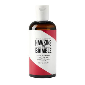 Hawkins & Brimble Shampoo + FREE Conditioner