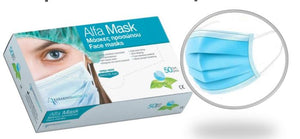Alfa Face Masks - 50pcs