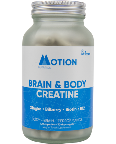 Motion Nutrition Mind & Body Creatine