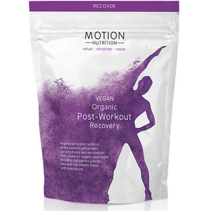 Motion Nutrition Organic Vegan Post-Workout Recovery