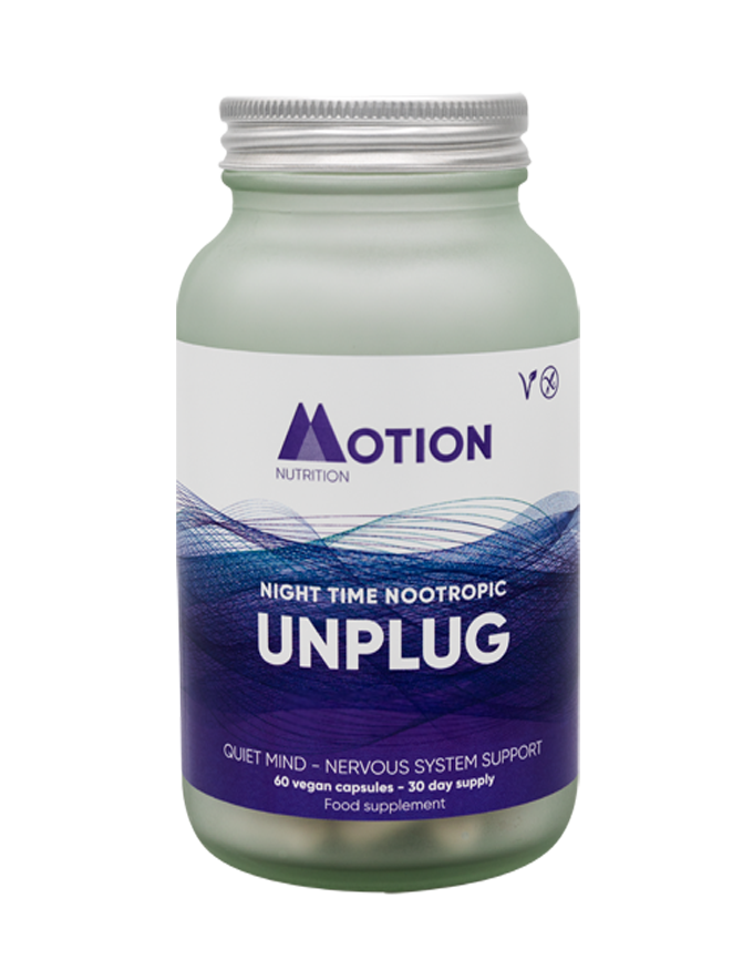 Motion Nutrition Unplug: Ease Your Mind