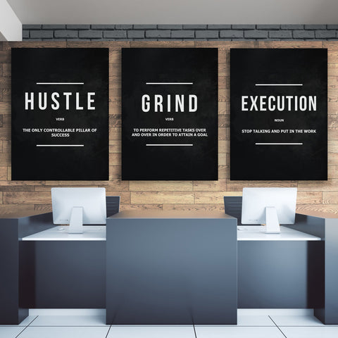 Grind Hustle Execution Bundle - Iceberg Of Success