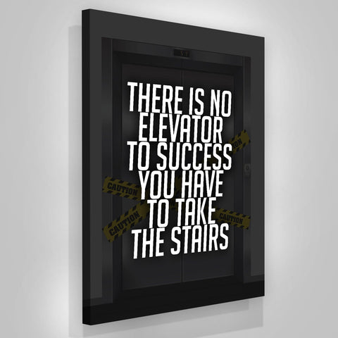 Elevator To Success - Iceberg Of Success