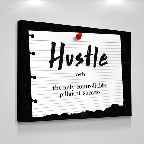 Hustle Definition - Iceberg Of Success