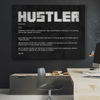 Hustler Noun - Iceberg Of Success