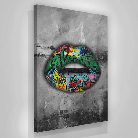 Graffiti Lips - Iceberg Of Success