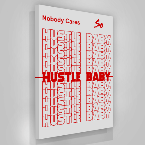 Hustle Baby - Iceberg Of Success