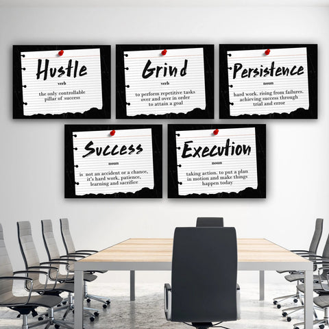 5 Pieces Entrepreneur Bundle