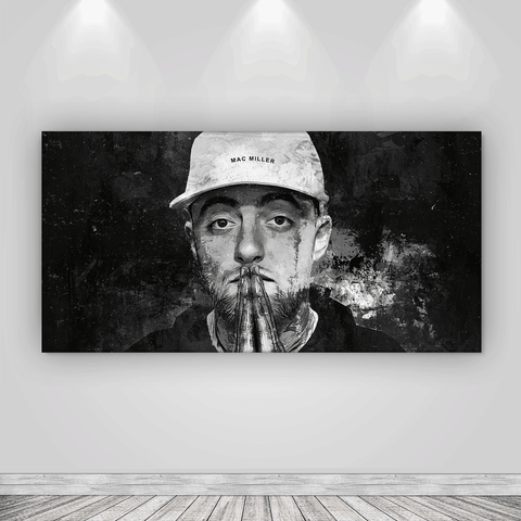 Mac Miller Prayers - Iceberg Of Success