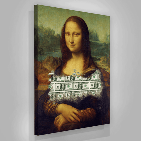 Money Mona Lisa - Iceberg Of Success
