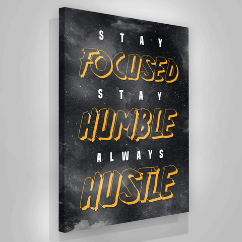 Always Hustle - Iceberg Of Success