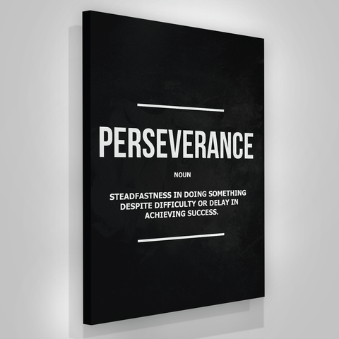 Perseverance Noun - Iceberg Of Success