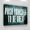 Push Yourself - Iceberg Of Success