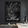 Mindset Beast Mode - Iceberg Of Success