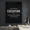 Execution Noun - Iceberg Of Success