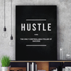 Hustle Verb - Iceberg Of Success