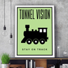 Tunnel Vision - Iceberg Of Success