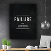 Failure Noun - Iceberg Of Success