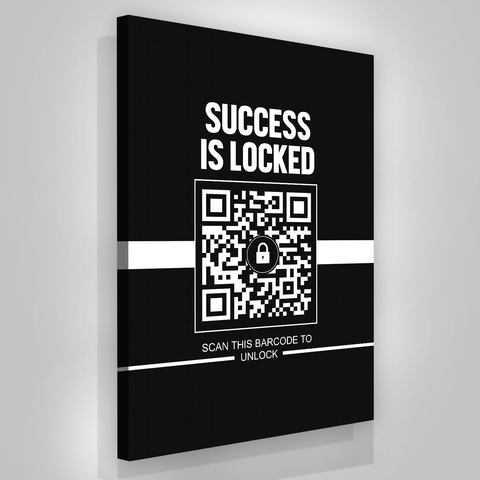 Success Is Locked - Iceberg Of Success