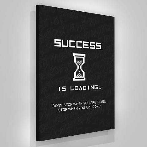 Success Is Loading - Iceberg Of Success