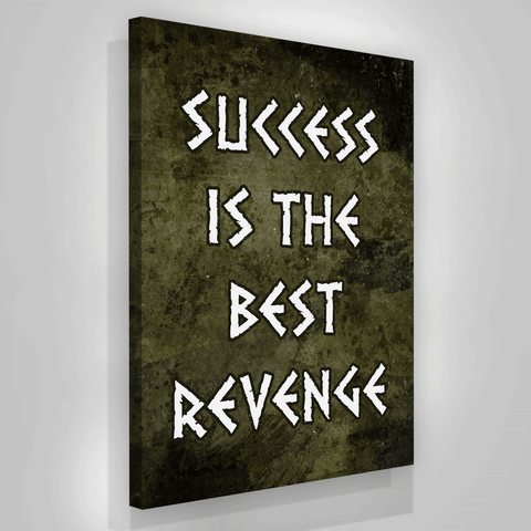Success Revenge - Iceberg Of Success
