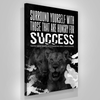 Hungry For Success - Iceberg Of Success