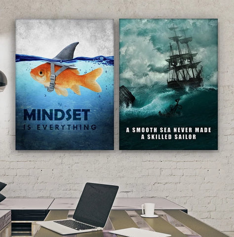 2 Pieces Sea Bundle - Iceberg Of Success