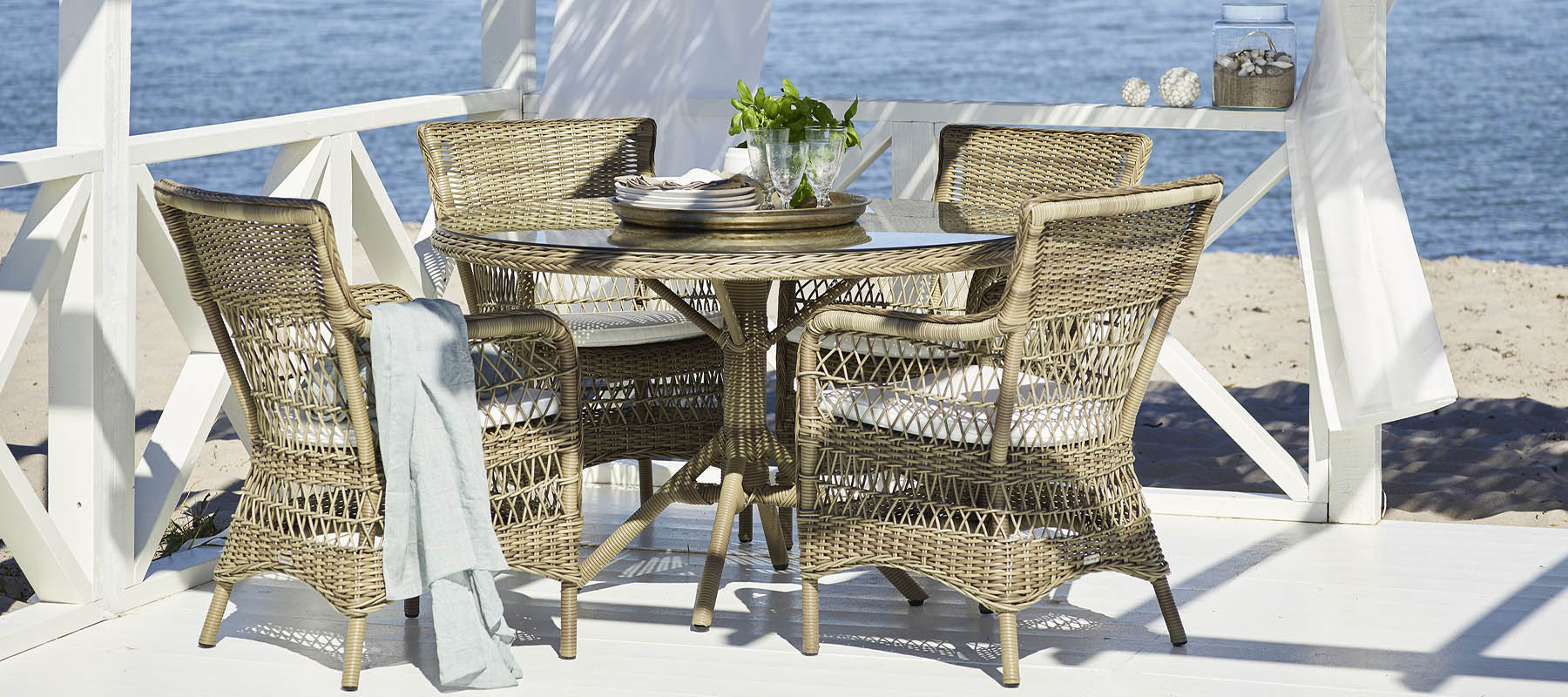 Outdoor & Garden Tables