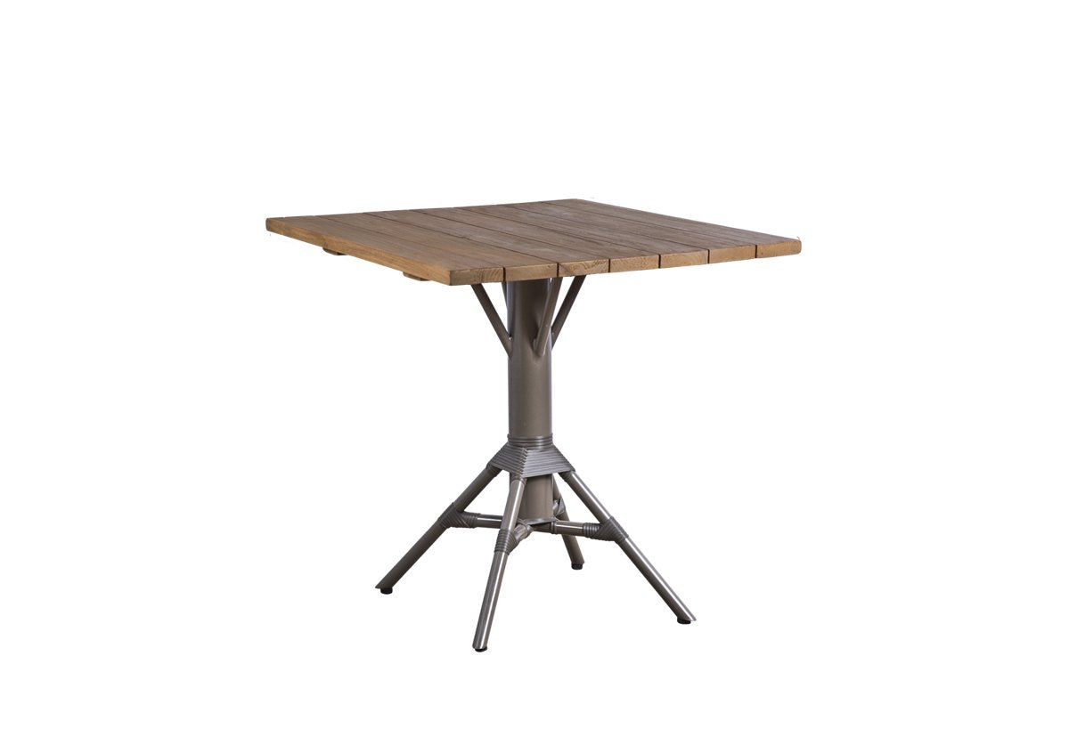 Nicole Cafe Table | Taupe