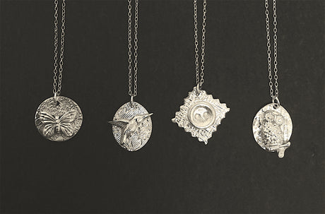 Workshop | Creative Craft Show/Crafts for Christmas: Glasgow - Autumn 2018 | SILVER CLAY JEWELLERY WORKSHOP with Anna Campbell (Room 2)