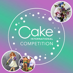 Cake International Virtual (On screen ) Competition March 2021