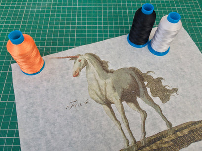 Workshop | Creative Craft Show : Manchester - Spring 2019 | MACHINE EMBROIDERED UNICORN