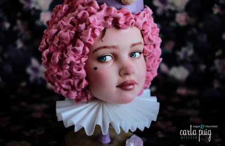 Workshop | Cake International 2019 | Little Clown Bust with Carla Puig