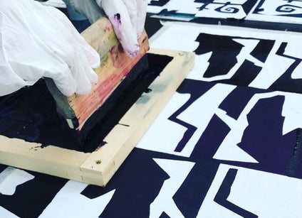 Workshop | Creative Craft Show : Manchester - Spring 2020 | SIMPLE SCREEN PRINTING