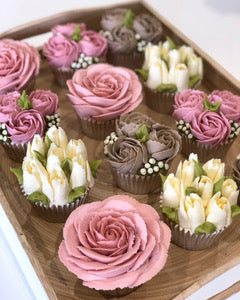 Workshop | Cake International 2021 | Buttercream Flowers with Jane Taylor