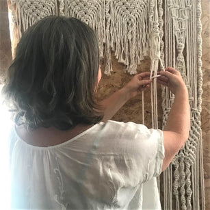 Workshop | Creative Craft Show : Manchester - Spring 2020 | MACRAME KNOTTING MASTERCLASS 2PM