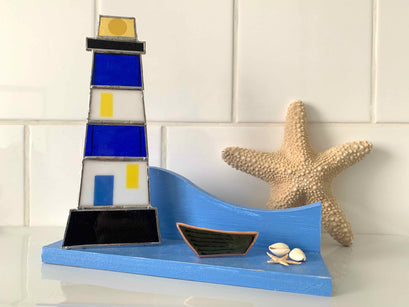Workshop | Creative Craft Show : Manchester - Spring 2020 | Lighthouse Tides Stained Glass