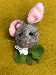 Workshop | Creative Craft Show/Crafts for Christmas: Glasgow - Autumn 2018 | HOW TO SEW LITTLE FELT ANIMALS with Sue Quinn (Room 1)