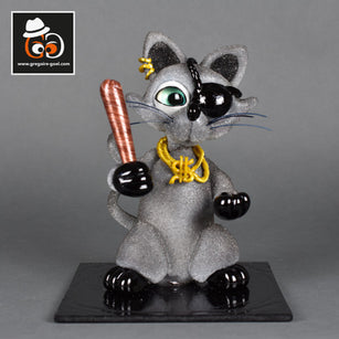 Workshop | Cake International 2019 | Bad Cat with Gregoire Goel