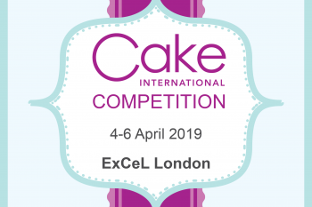 Cake International on Tour Competition Entry 2019 (LC19)
