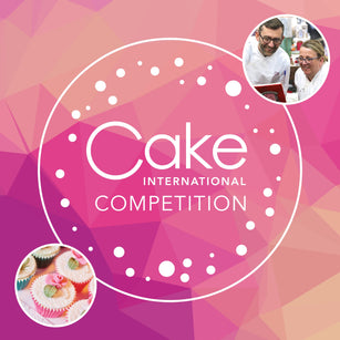 Cake International Live Show (at the NEC) Competition June 2021