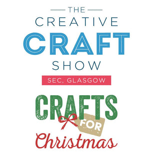 Creative Craft Show/Crafts for Christmas: Glasgow - Autumn 2018