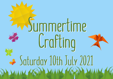 Creative Craft Show - Access All Areas - Summertime Crafting - July 2021