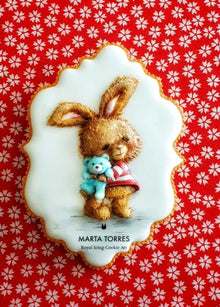 Workshop | Cake International 2019 | Sweet Bunny & Friend with Marta Torres