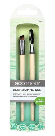 EcoTools Brow shaping penselen set vegan