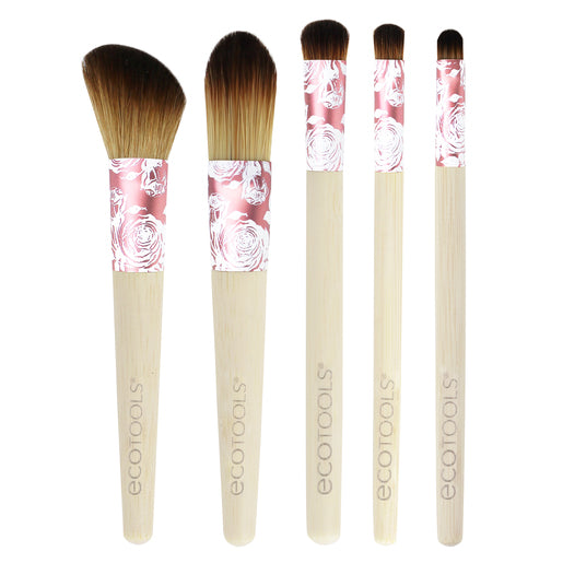 EcoTools vegan duurzaam Modern Romance make up penselen set