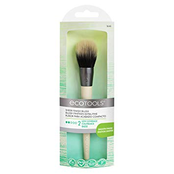 EcoTools Sheer Finish Blush penseel - vegan, duurzaam