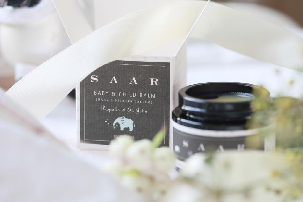Saar Soleares Baby & Child Balm