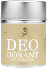 OHM Deodorant powder Cedar