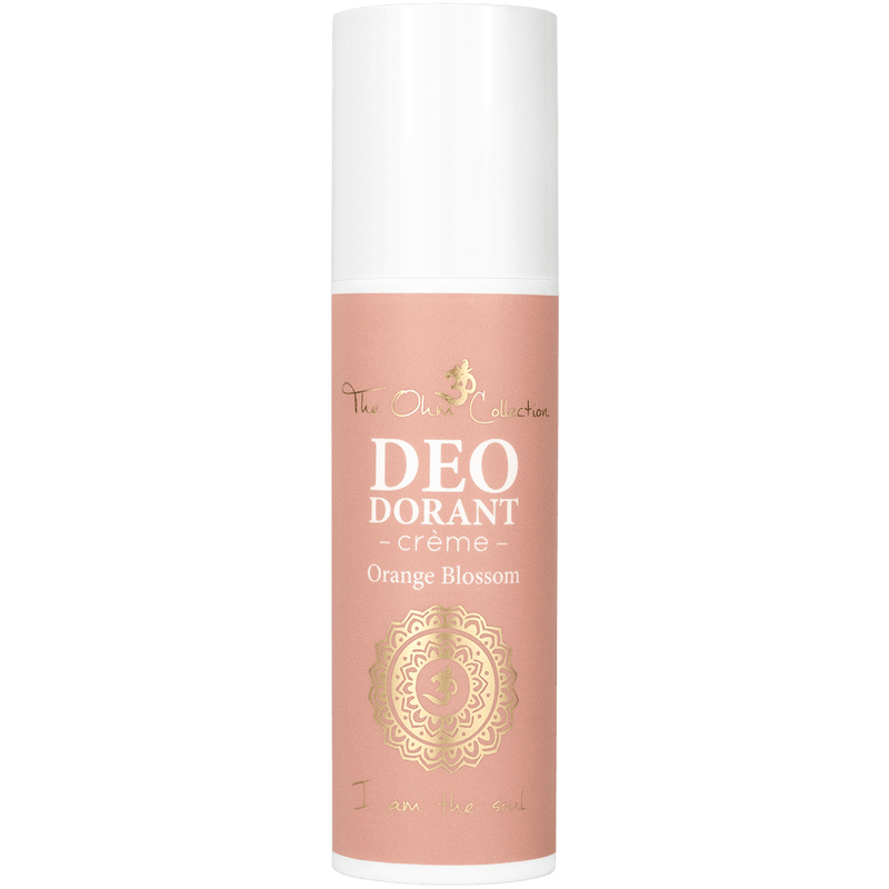 The OHM Collection - creme deo - magnesium - Orange Blossom - 50 ml